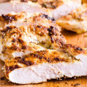 Grilled Chicken Breast (Video)