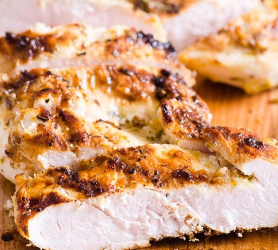 Grilled Chicken Breast (Video)