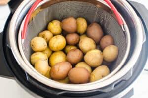 cooking baby potatoes in instant pot