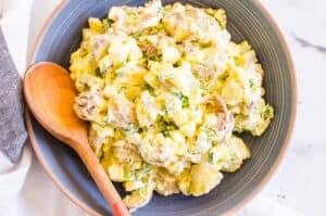 Healthy Potato Salad