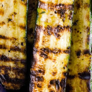 Grilled Zucchini (Video)