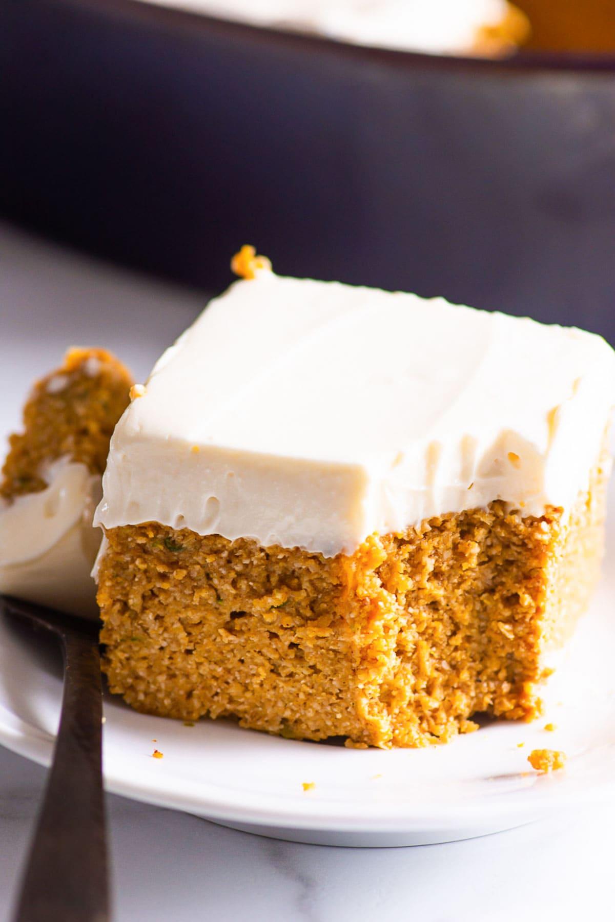 Healthy Pumpkin Cake