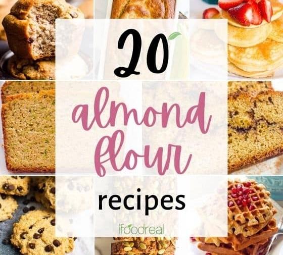20 Almond Flour Recipes