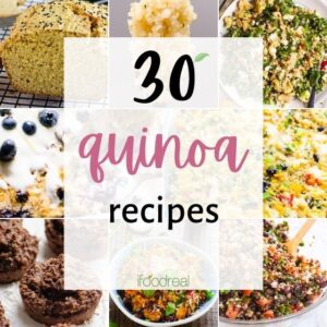 30 Best Quinoa Recipes