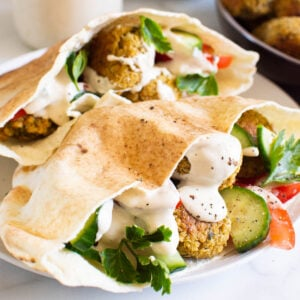 Quinoa Falafel