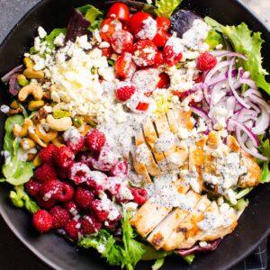 10 Healthy Salad Dressings