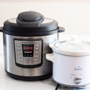 Instant Pot vs Slow Cooker. Same? Which One is Better?