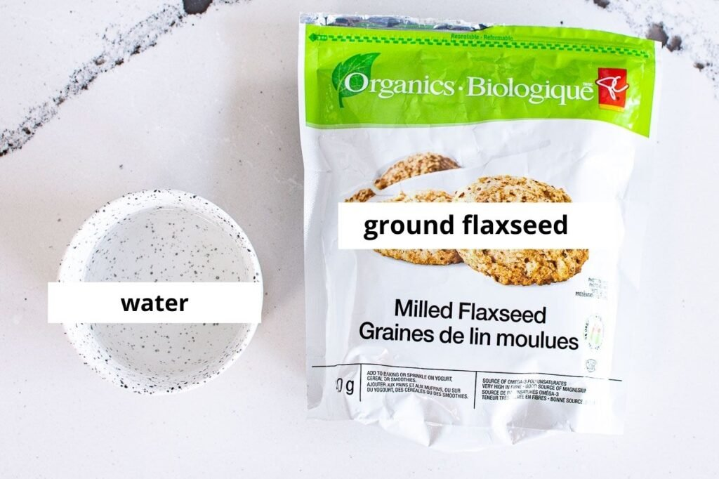 flaxseed egg substitute ingredients